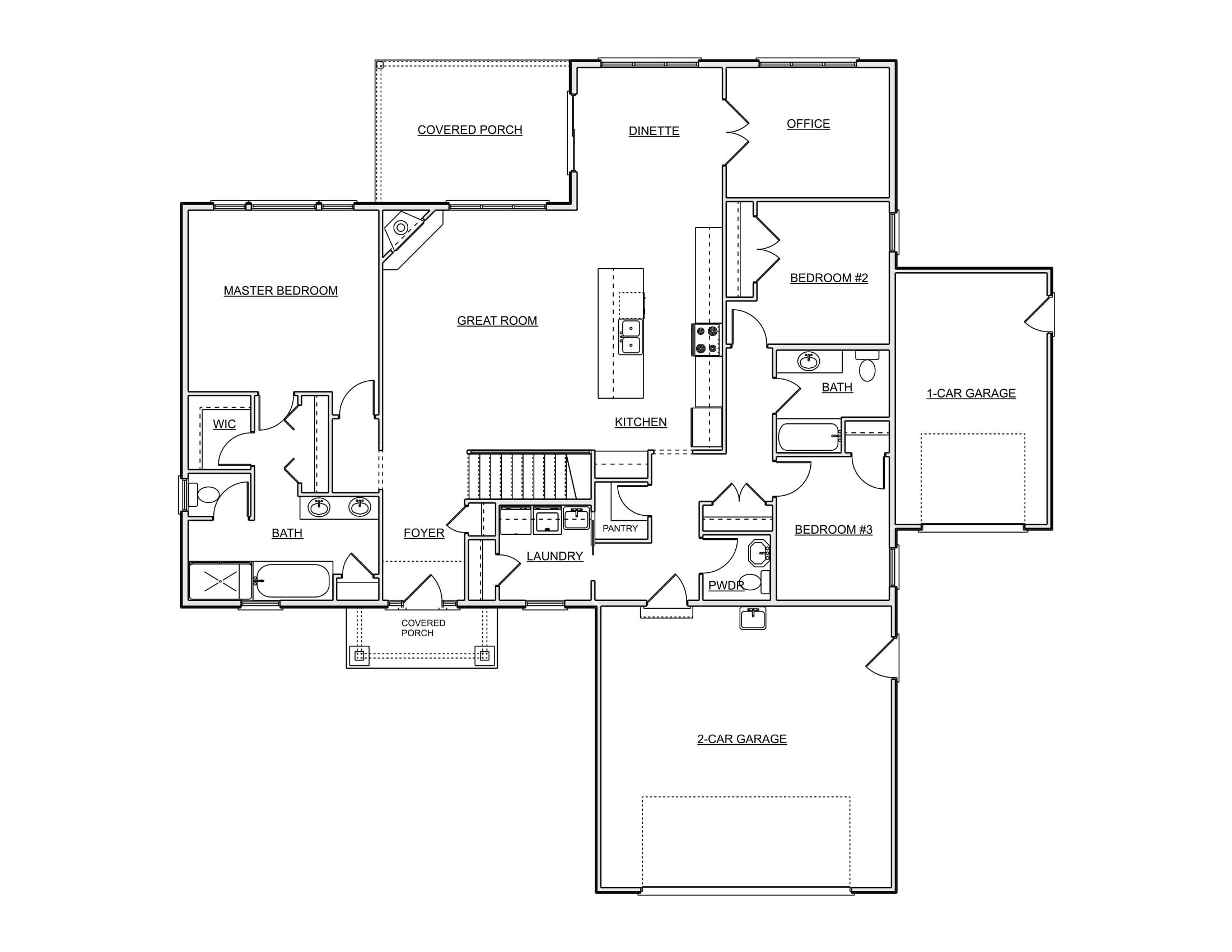 House Plans Haven Creek Homes