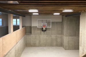 Basketball Hoop Installation